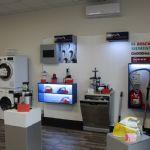 gli elettrodomestici del centro assistenza